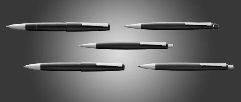 Ручки шариковые треугольные